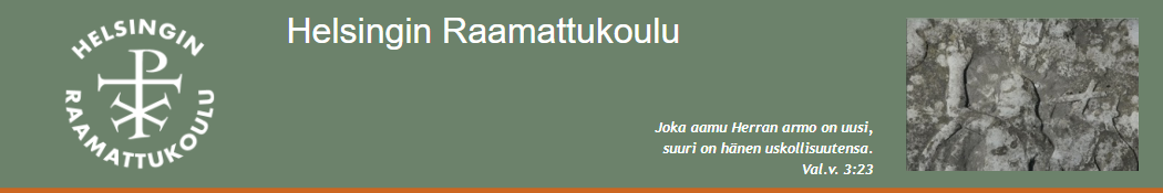 Helsingin Raamattukoulu